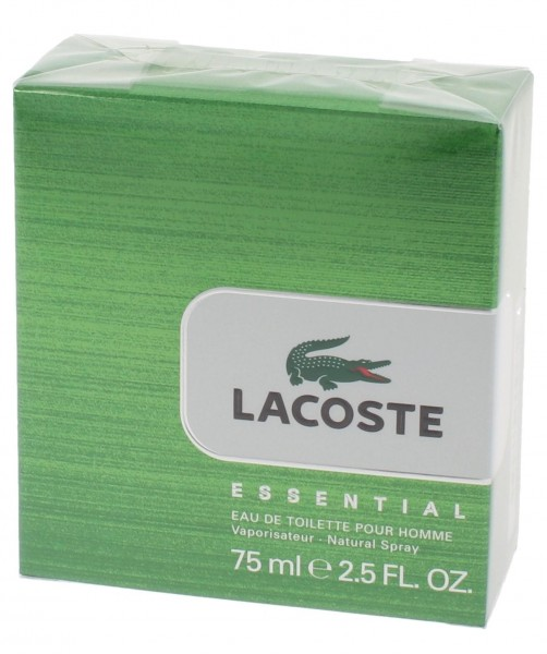 Lacoste Essential Pour Homme Edt Spray 75ml