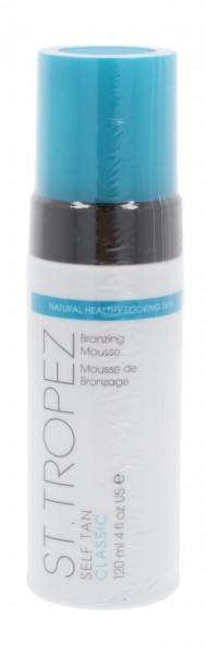 St.Tropez Self Tan Classic Bronzing Mousse Natural healthy 120 ml