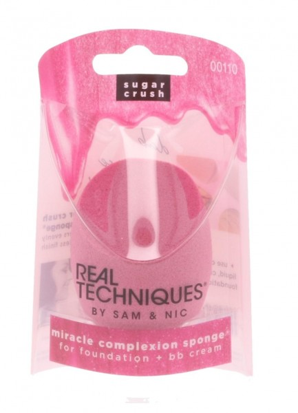 Real Techniques Sugar Crush Miracle Complexion Sponge - Berry