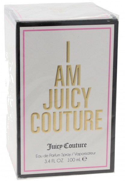 Juicy Couture I Am Juicy Couture Eau de Parfum 100ml Spray