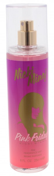 Nicki Minaj Pink Friday Body Mist 235ml Spray