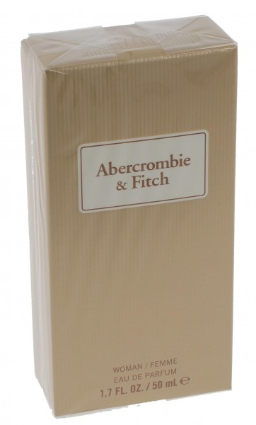 Abercrombie & Fitch First Instinct Sheer Edp Spray 50 ml