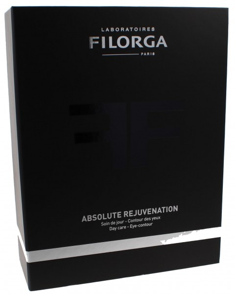 Filorga Absolute Face And Eyes Geschenkset 15ml Day Cream + 15ml Eye Cream