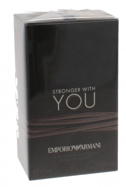 Armani Stronger With You Pour Homme Edt Spray 50ml