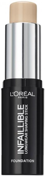 L'Oreal Paris Infallible Shaping Foundation Stick 9 ml 160 Sand ist eine Make – Up Foundation