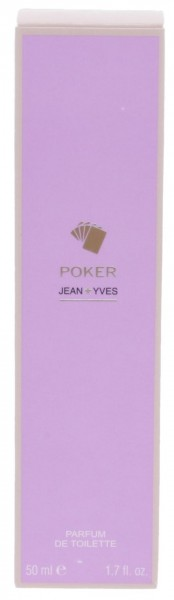 Milton Lloyd Poker Parfum de Toilette 50ml Spray