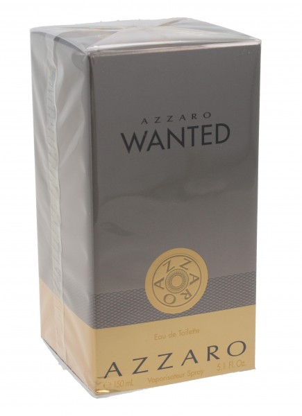 Azzaro Wanted EdT 150 ml NEU & OVP