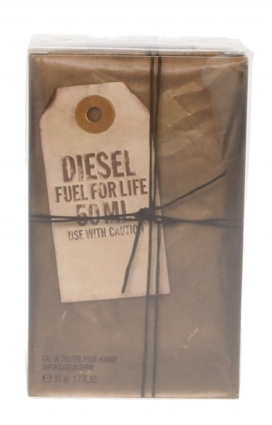 Diesel Fuel For Life Pour Homme Edt Spray 50 ml