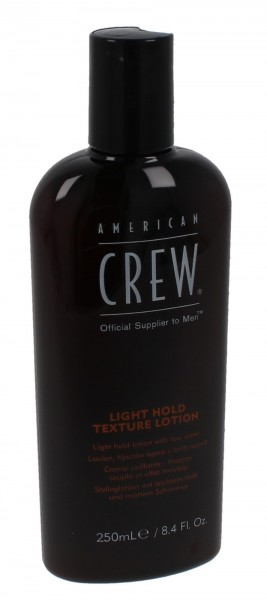 American Crew Classic Light Hold Texture Lotion 250ml