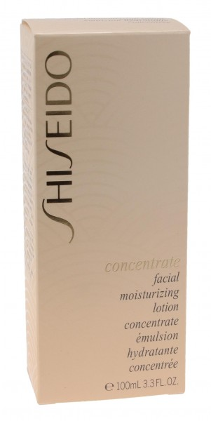 Shiseido Concentrate Facial Moisturizing Lotion 100ml