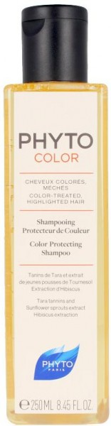 Phyto Color Protecting Shampoo 250ml - For Color-Treated And Highlighted Hair