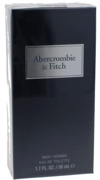 Abercrombie & Fitch First Instinct Blue Eau de Toilette 50ml Spray