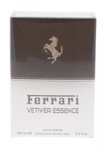Ferrari Vetiver Essence Eau de Parfum 100ml