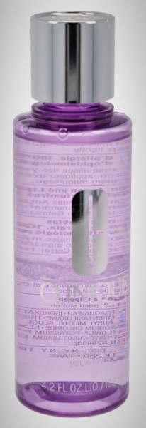 Clinique Cleansing Range Take The Day Off Makeup Entferner 125ml Lider, Wimpern & Lippen