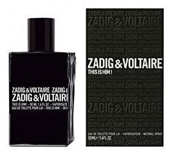 Zadig & Voltaire This Is Him Edt Spray 50ml