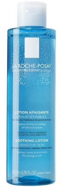 La Roche-Posay Physiological Soothing Toner 200 ml