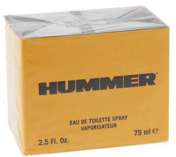 Hummer For Men Eau de Toilette 75ml Spray