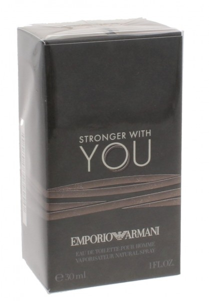 Armani Stronger With You Pour Homme Edt Spray 30ml