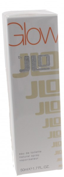Jennifer Lopez Glow Eau de Toilette 50ml Spray