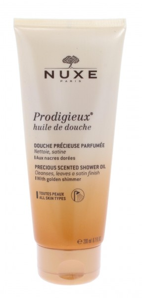 Nuxe Prodigieux Shower Oil All Skin Types x 200 ml