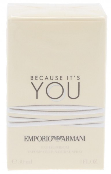 Armani Because It's You Edp Spray 30ml