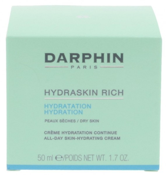 Darphin Hydraskin Rich All Day Skin Hydrating Dry Skin 50 ml