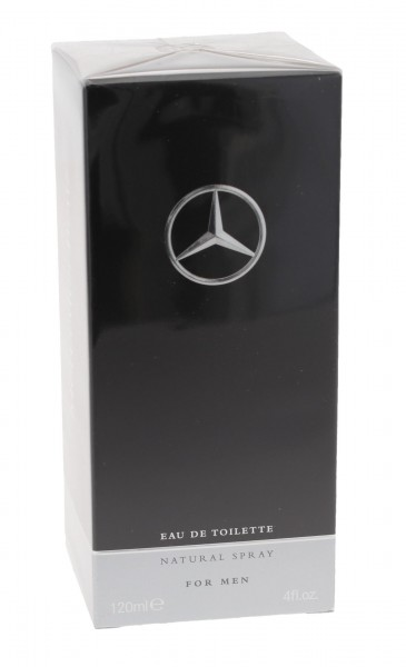 Mercedes Benz Eau de Toilette 120ml Spray
