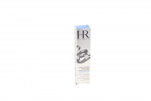 Hr Lash Queen Fatal Blacks Waterproof Mascara 1stuk
