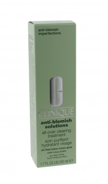 Clinique Anti-Blemish Solutions Clearing Treatment 50ml