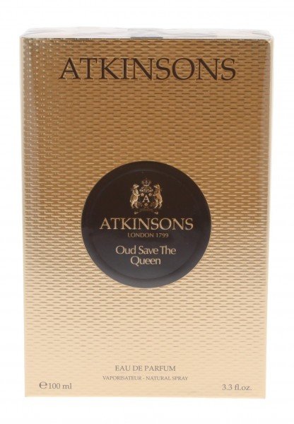 Atkinsons Oud Save The Queen Eau de Parfum 100ml Spray