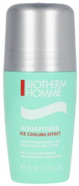 Biotherm Homme Aquapower Deo Roll-On 75 ml